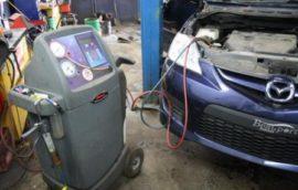 Système d'air climatisé automobile
